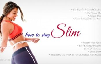 Remaining Fit and Slim – A General Problem in Society